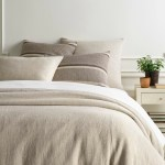 Pine Cone Hill Stone Washed Linen Duvet Cover Wayfair