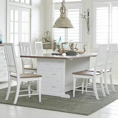 7 Piece Kitchen Amp Dining Room Sets Youll Love Wayfair