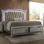 Rosdorf Park Dehon Upholstered Storage Platform Bed Wayfair