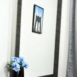 Williston Forge Bedlington Vintage Black Tall Vanity Wall Mirror Reviews Wayfair