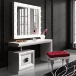 Bedroom Vanity With Mirror