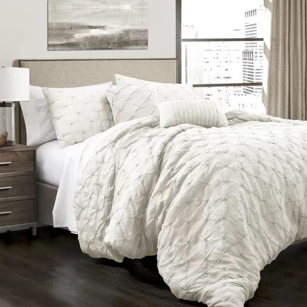Opperman 5 Piece Comforter Set Amp Reviews AllModern