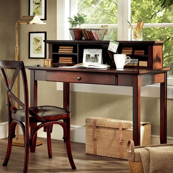 Phenomenal Thompson Solid Wood Desk By Harbor House Download Free Architecture Designs Grimeyleaguecom