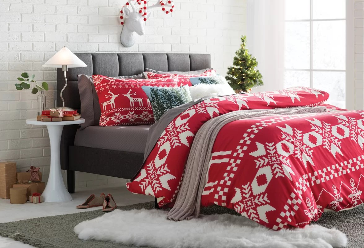 Zipcode Design Colby Upholstered Platform Bed & Reviews