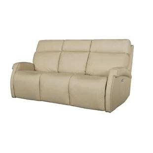 Maddux Leather Sofa