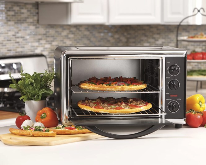 Countertop Convection Rotisserie Oven