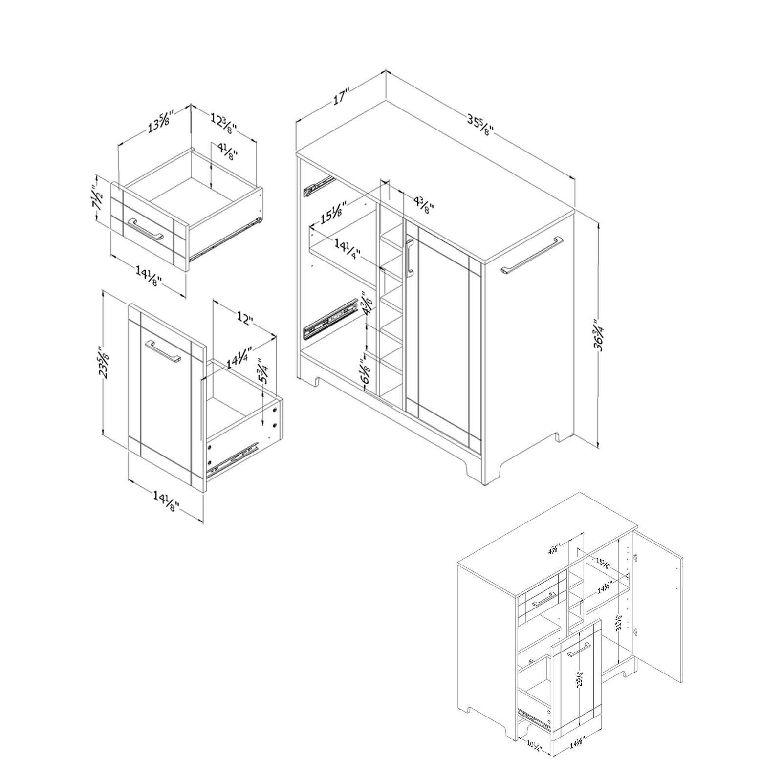 Verone Bar Cabinet Amp Reviews