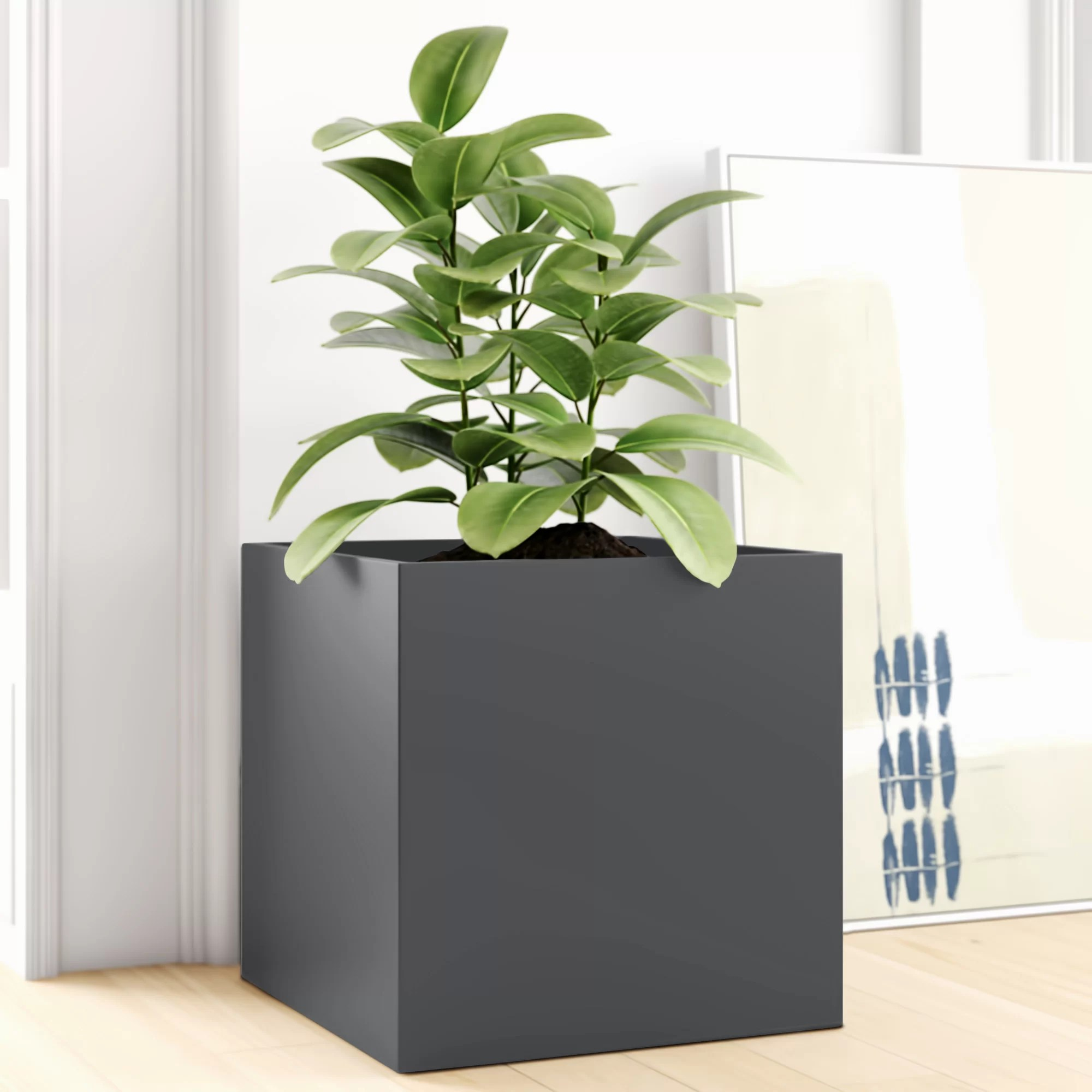 extra large planters free shipping