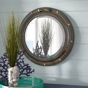 Wall Mirror Art   Wayfair Alie Wall Mirror