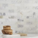 Msi Calacatta Gold 2 X 4 Marble Brick Joint Mosaic Wall Floor Tile Reviews