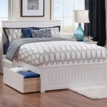 Queen Size White Storage Beds Free Shipping Over 35 Wayfair