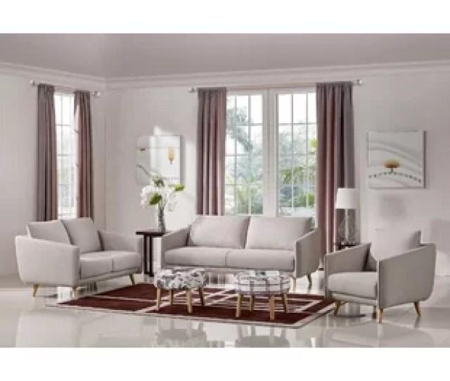 Alivia  Piece Living Room Set