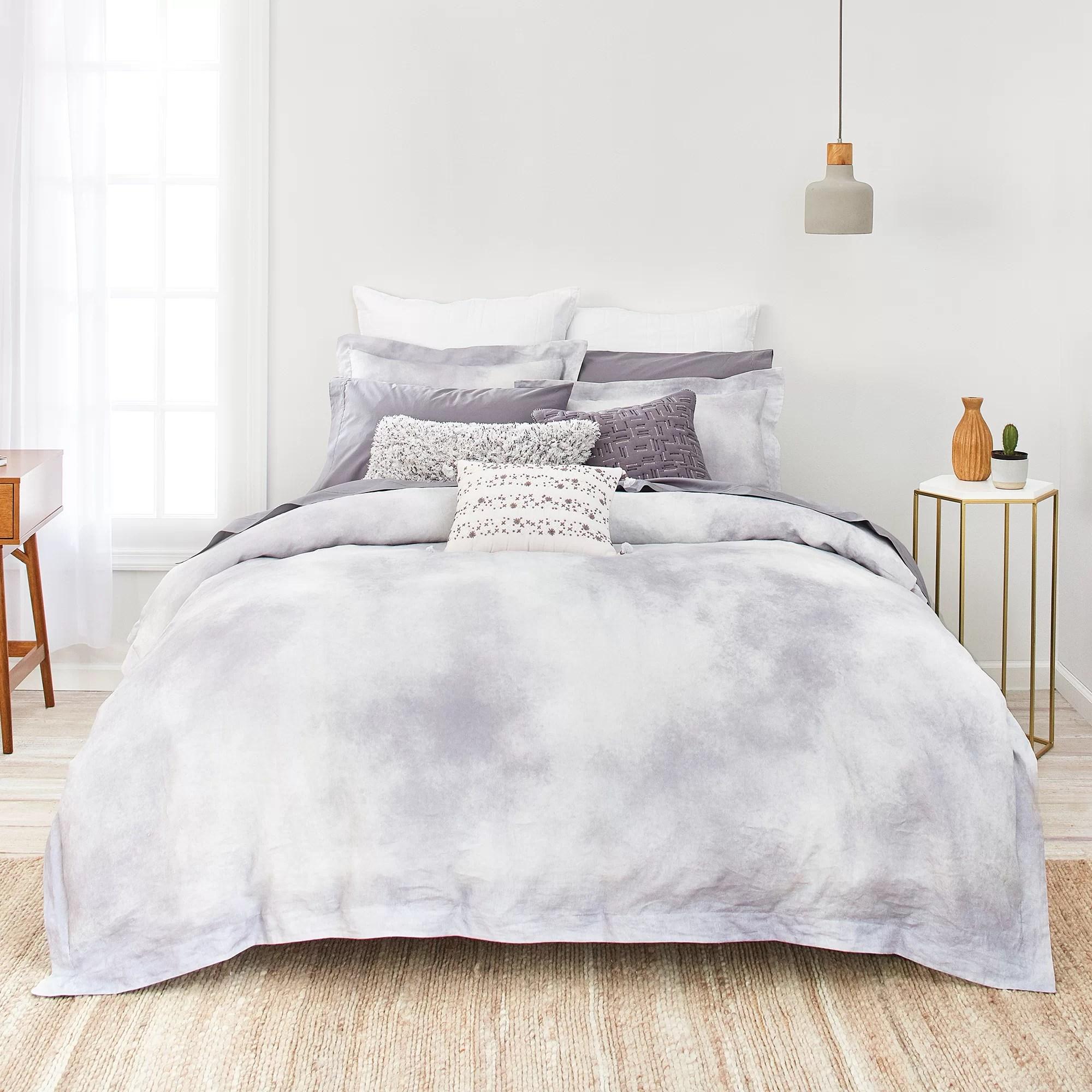 milan marble comforter set