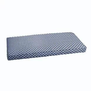 peletier indoor outdoor bench cushion