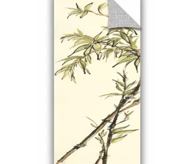 Miron Summer Bamboo I Wall Decal