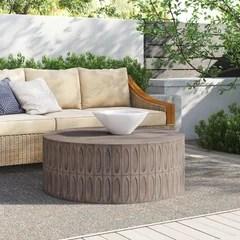 outdoor coffee tables joss main