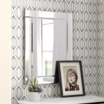 Wade Logan Modern Contemporary Accent Mirror Reviews Wayfair