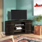 Corner Tv Stands Wayfair