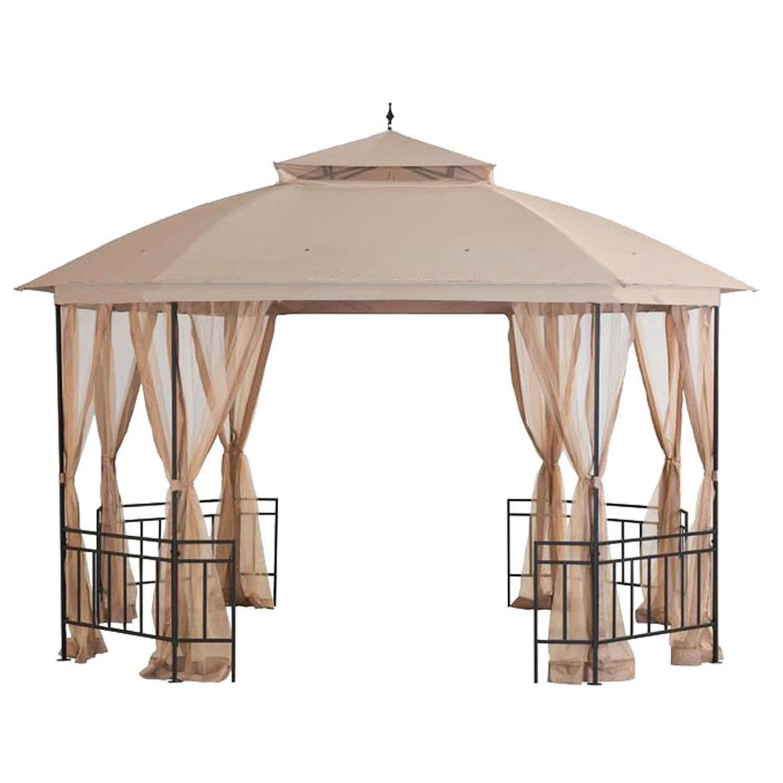 meijer gazebo replacement canopy
