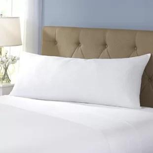 polyester body medium support pillow