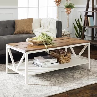 nadell coffee table with storage