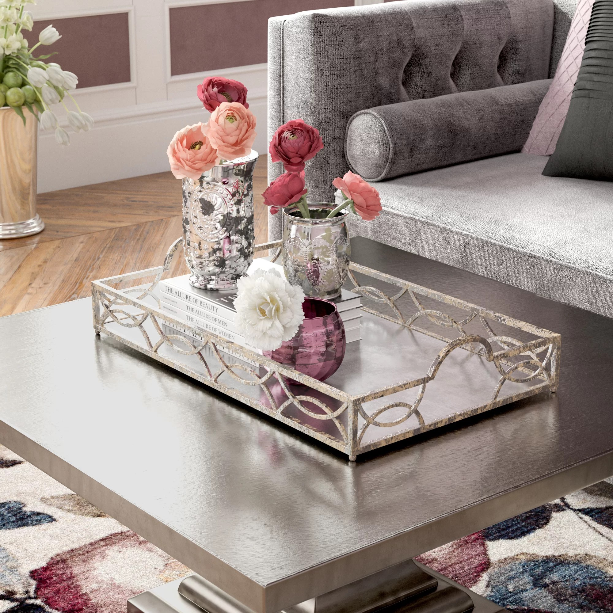 french country decorative trays you ll