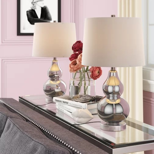 Herold 21in. Table Lamp