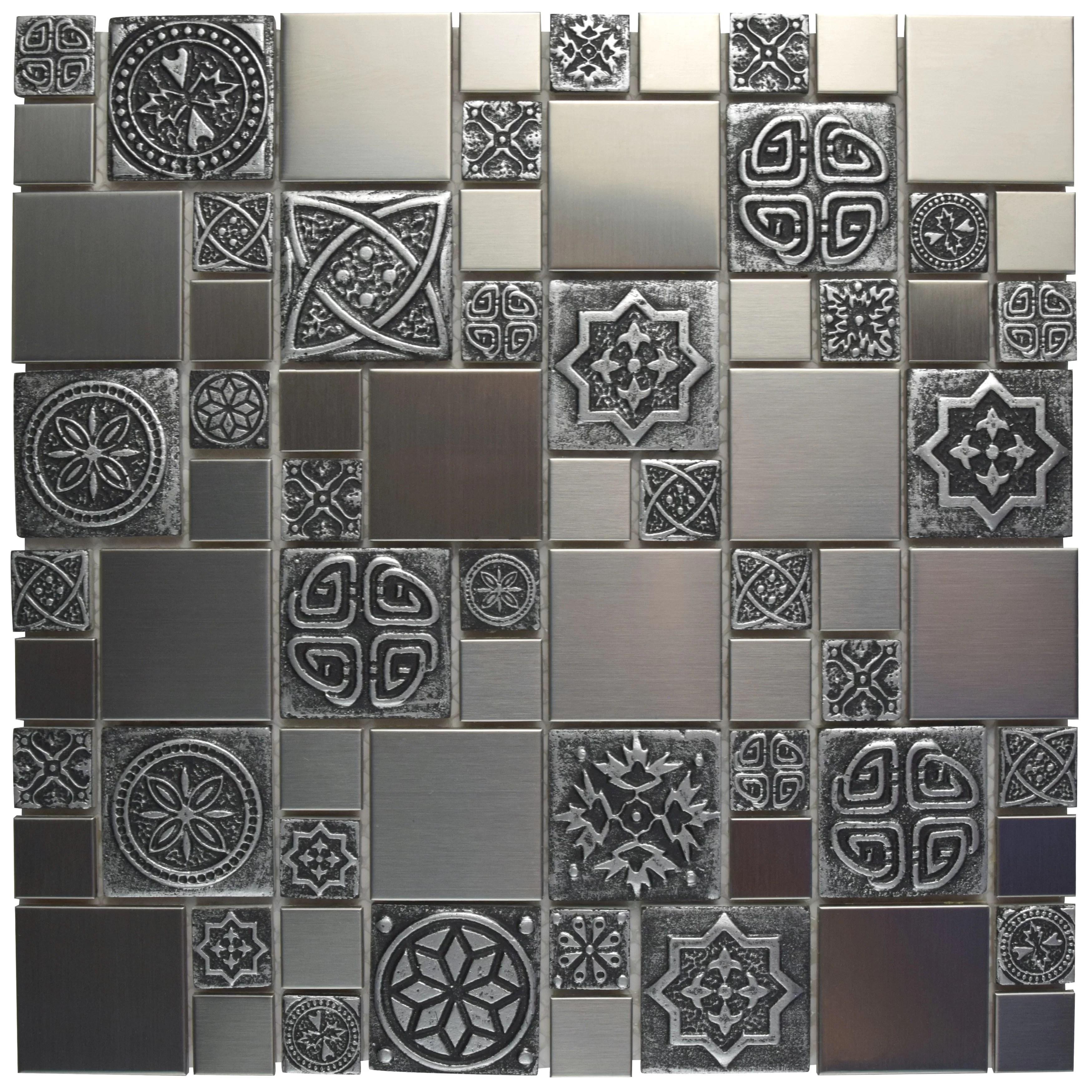 meta ceramic mosaic tile