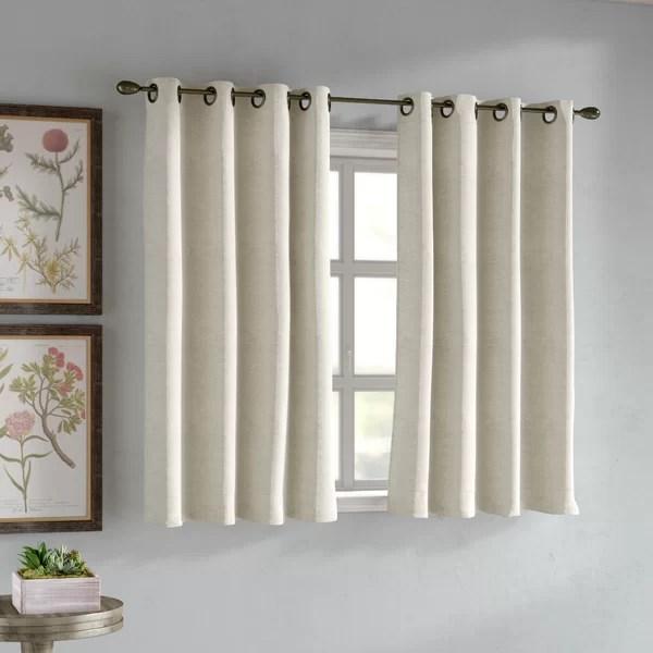 54 inch length curtains
