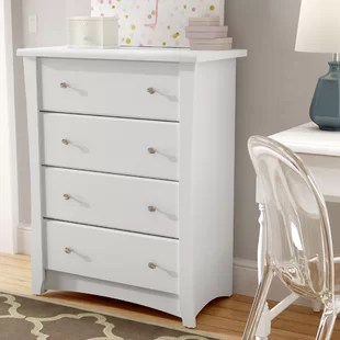Pink is a soft feminine touch and a brown, in a variety of possible shades adds to the room a. espresso wood baby kids dressers you