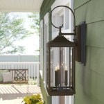 Watertown 3 Light Outdoor Wall Lantern Reviews Birch Lane