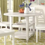 Drop Leaf White Kitchen Dining Tables You Ll Love In 2020 Wayfair