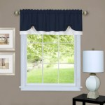 Gray Silver White Valances Kitchen Curtains You Ll Love In 2021 Wayfair