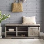 Entryway Storage Benches You Ll Love In 2021 Wayfair