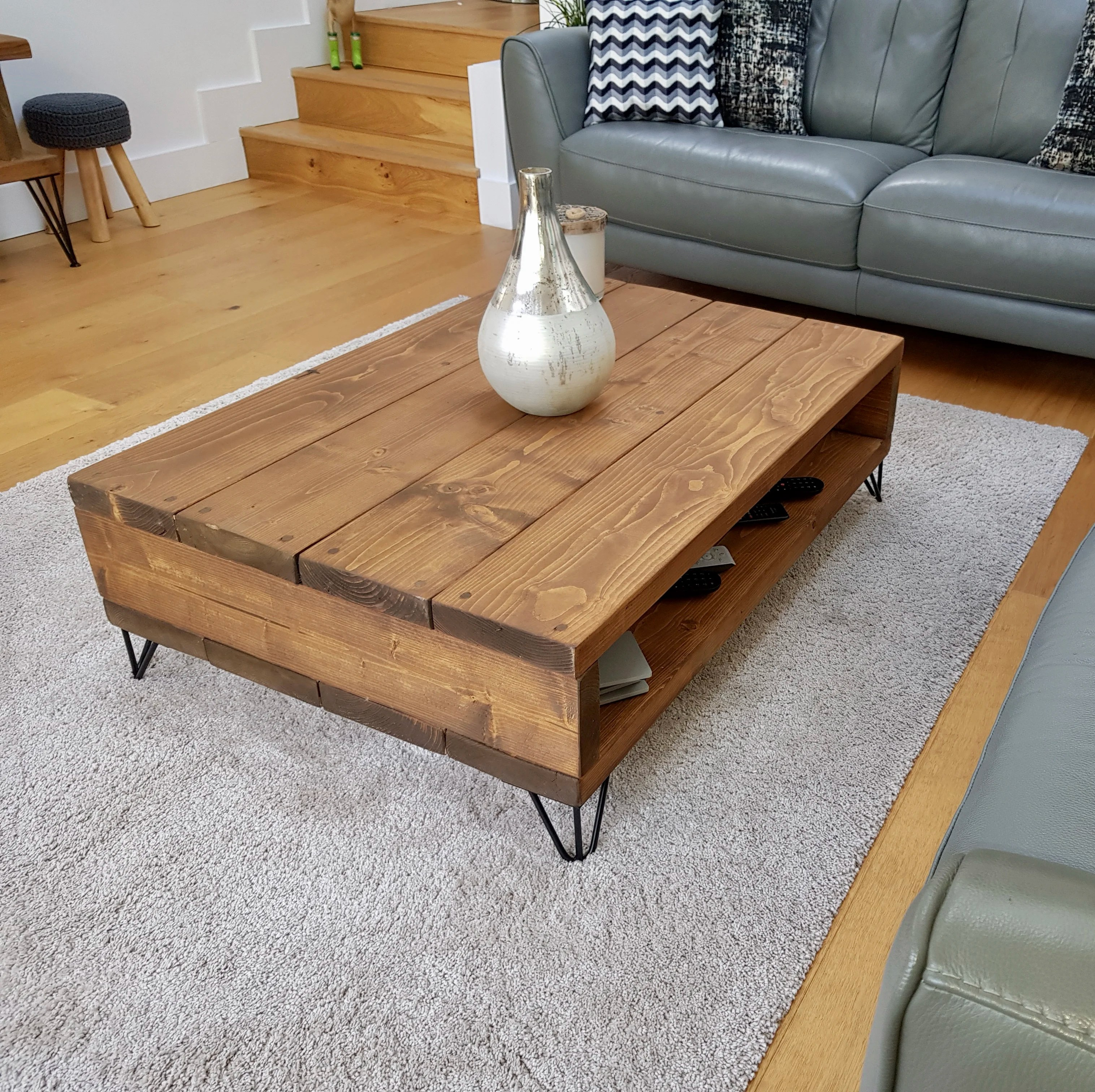 rustic oak coffee tables you ll love