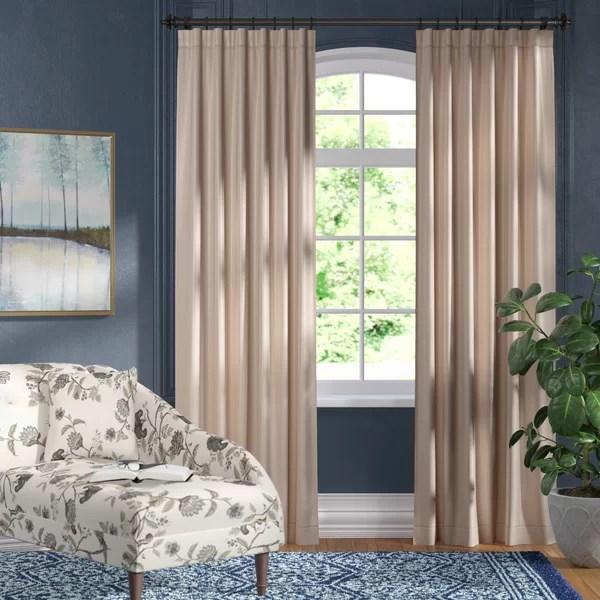 traverse curtains