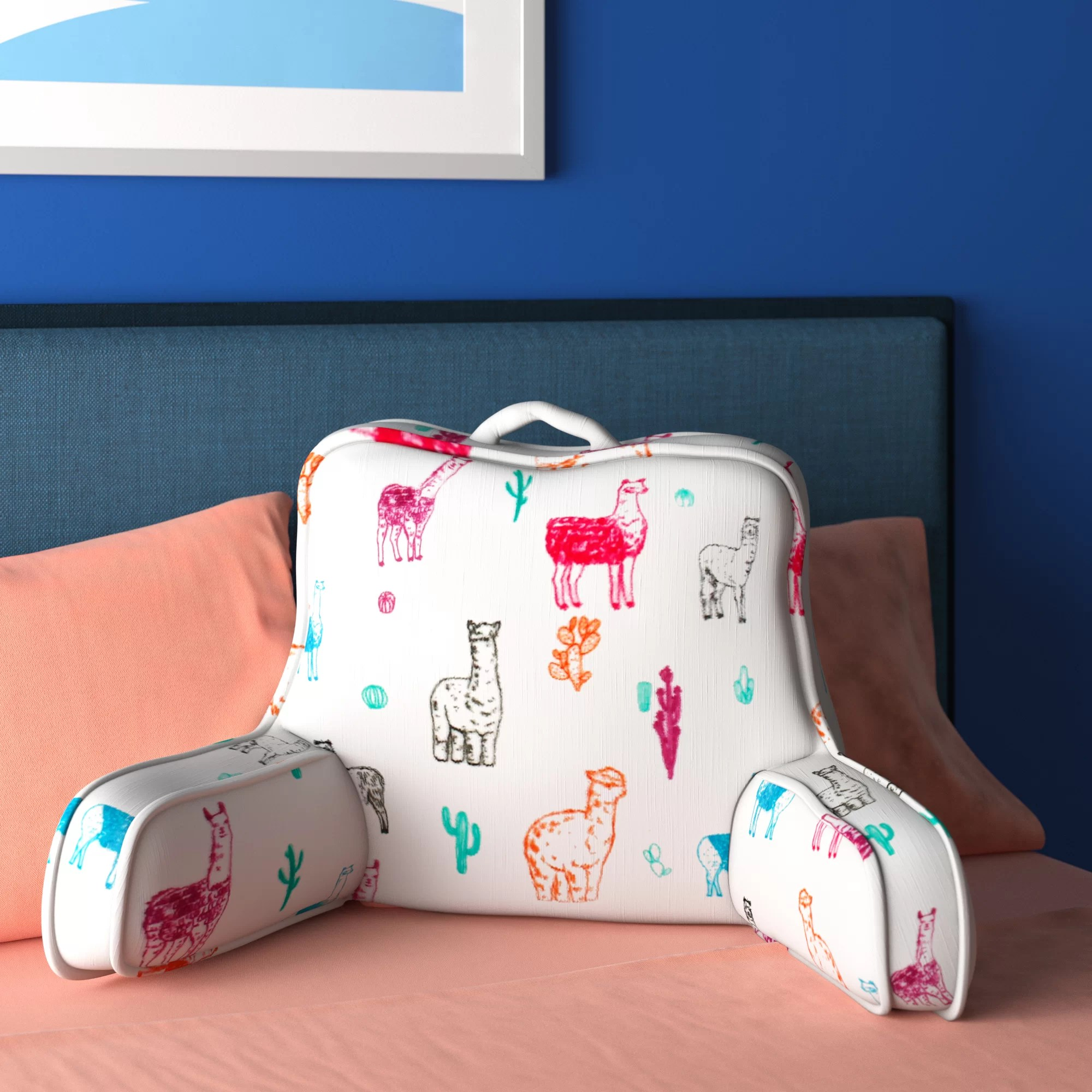 Backrest Pillows You Ll Love In 2020 Wayfair
