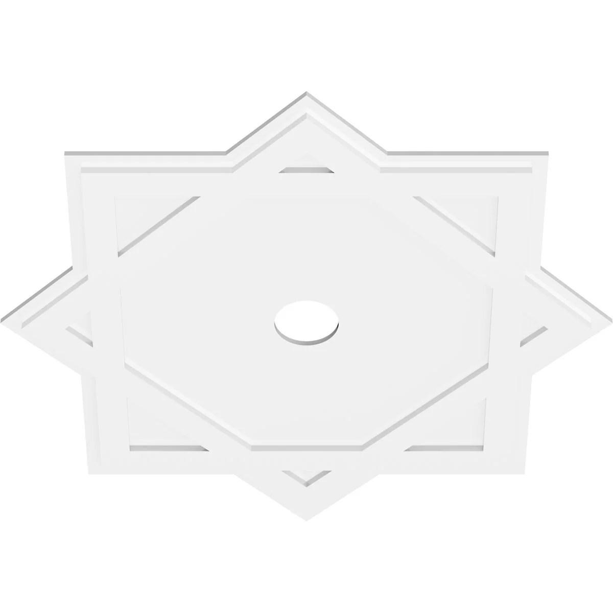 Ekena Millwork Axel Architectural Grade Pvc Ceiling