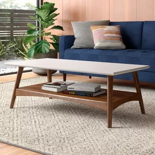 burnes coffee table with storage