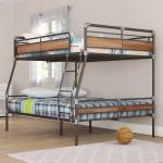 Harriet Bee Eloy Full Over Queen Bunk Bed Reviews