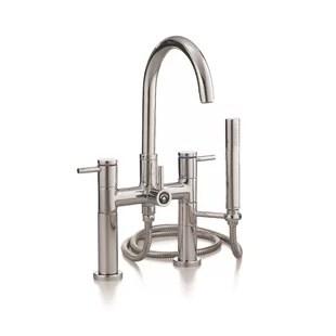 2 hole roman bathtub faucets you ll