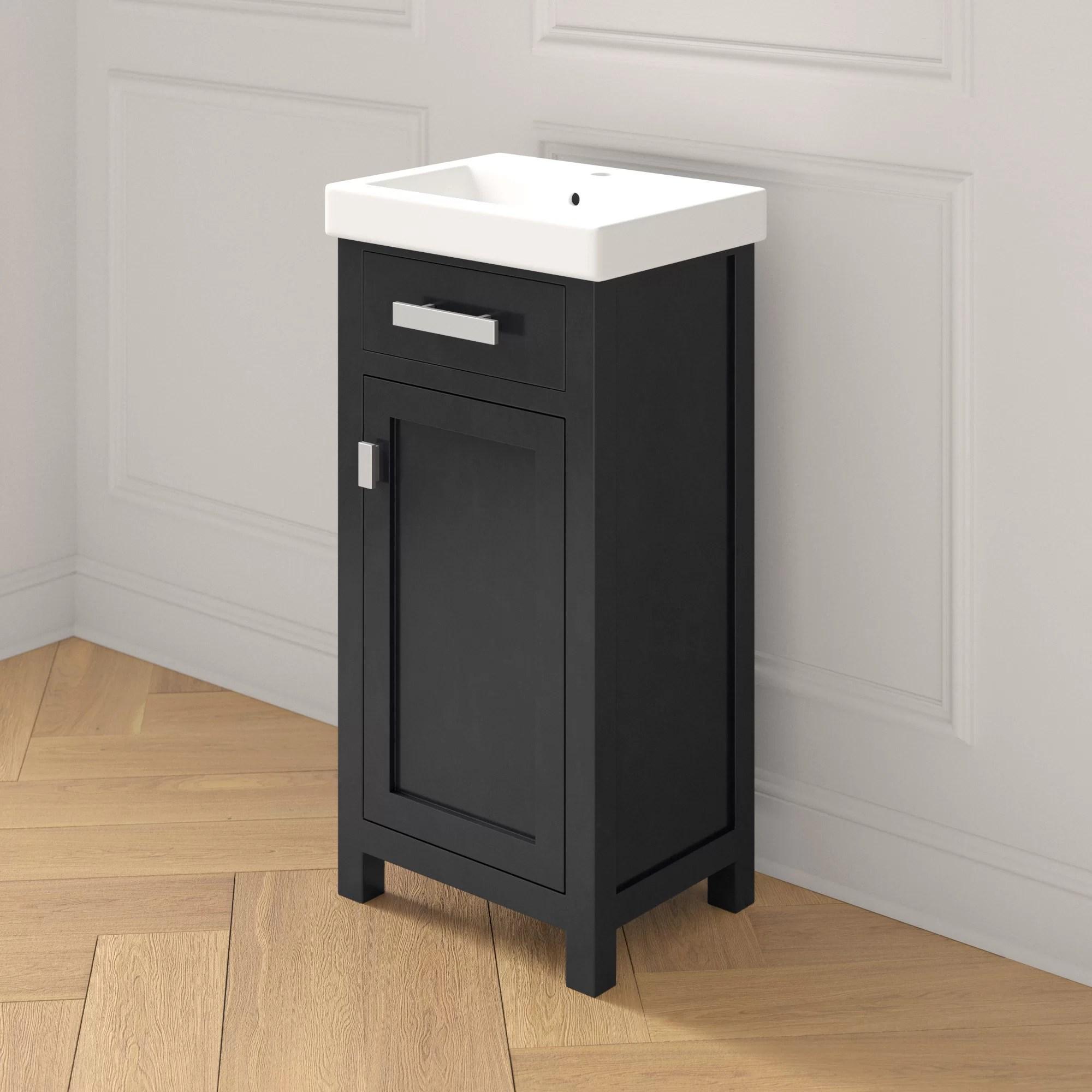 modern contemporary bathroom vanities