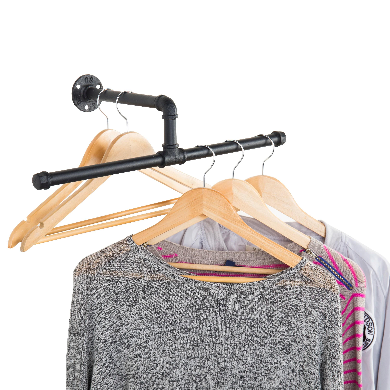 https www wayfair com storage organization pdp symple stuff wall mounted t bar pipe hanging clothing rack w004047712 html