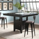 Millwood Pines Landgraf Counter Height Dining Table Reviews