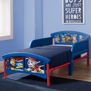 nick jr paw toddler bed