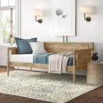 Kelly Clarkson Home Troyes Twin Solid Wood Daybed Reviews Wayfair