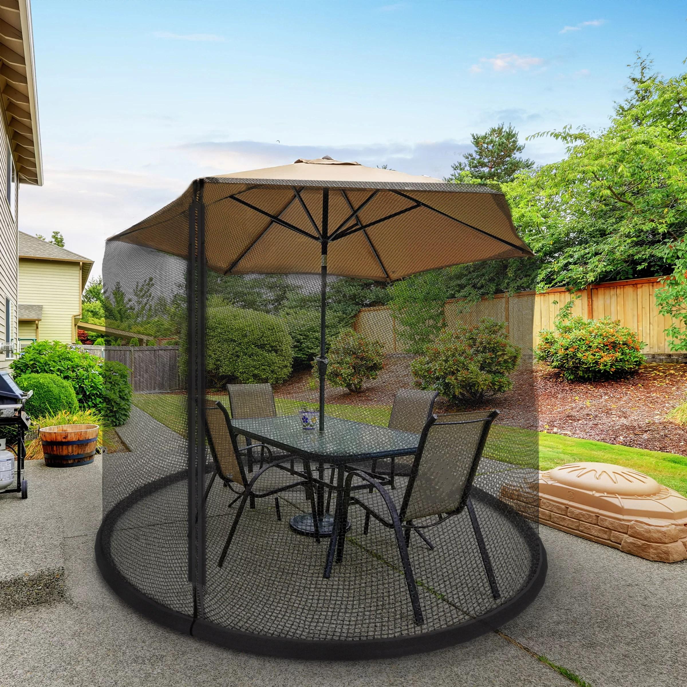 tumlin outdoor umbrella screen net