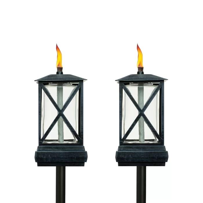 garden torch light