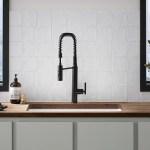 Purist Semiprofessional Kitchen Sink Faucet Reviews Joss Main