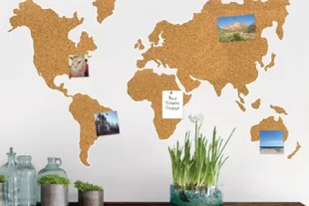Blank tree map graphic organizer blanket blank calendar blank world gillian miles world map with flags double sided wall chart officeworks gillian miles world map with flags double sided wall chart world map calendar etsy gumiabroncs Images